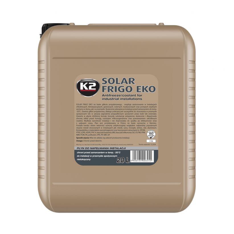 K2 SOLAR FRIGO EKO -35C 20L