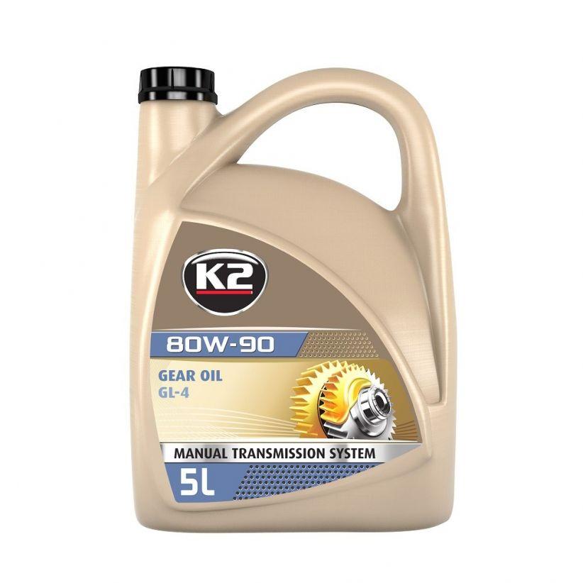 K2 80W-90 GL4 5L