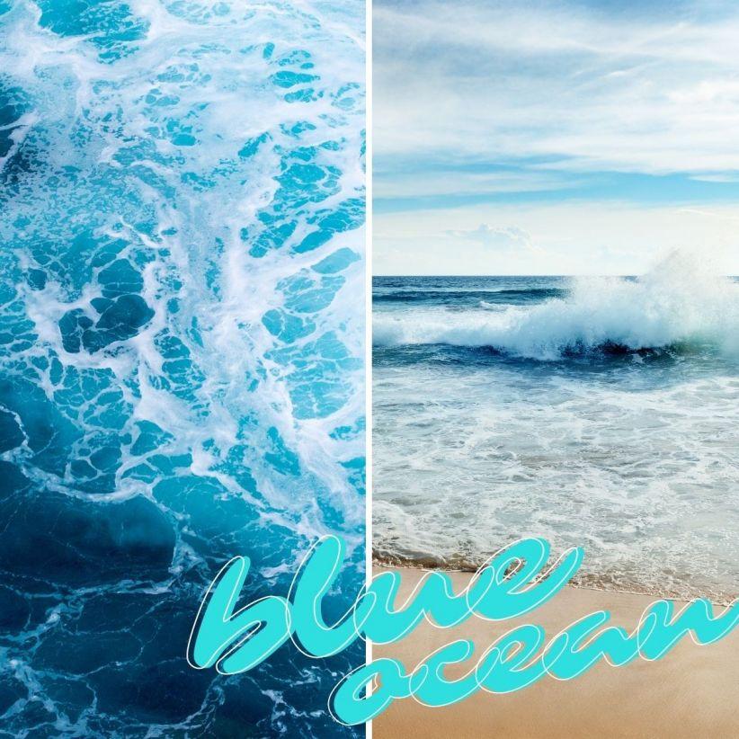 K2 DEOCAR 250ML BLUE OCEAN