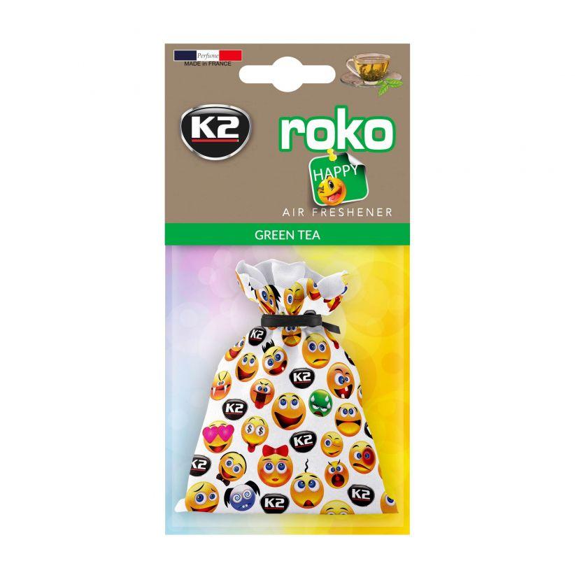 K2 ROKO HAPPY ZIELONA HERBATA 25 G