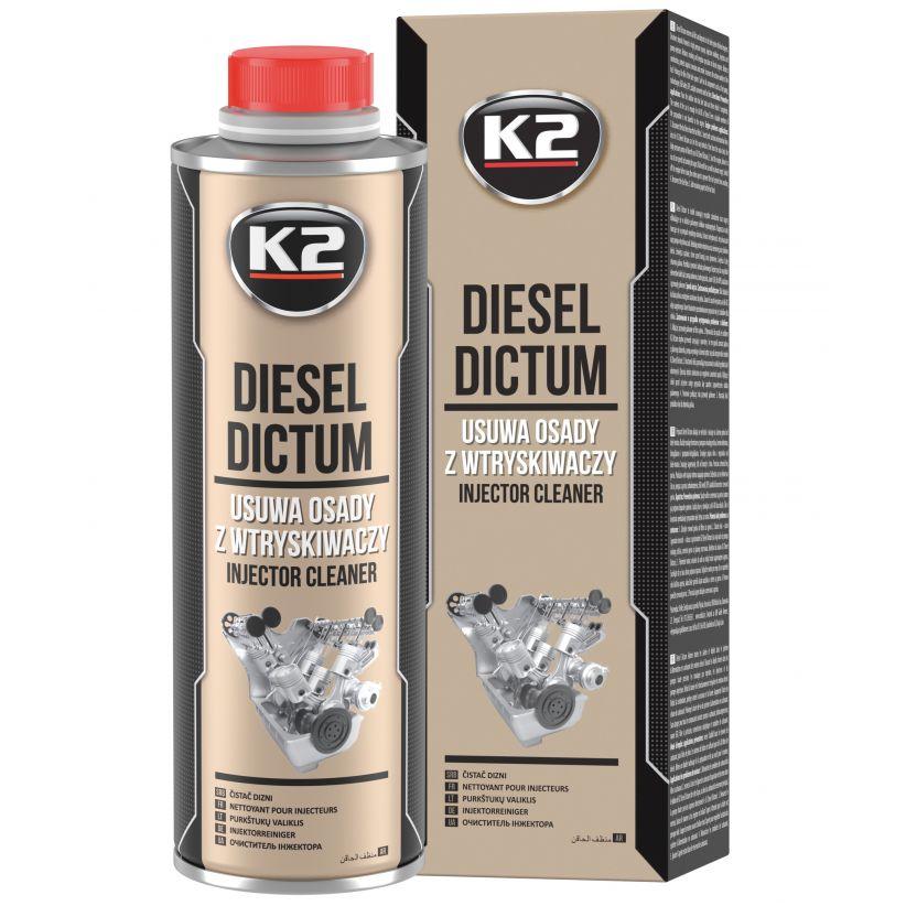 K2 DIESEL DICTUM 500 ML
